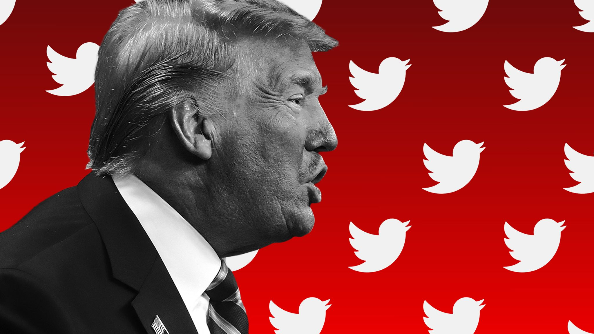 Trump Twitter Boring Without Him