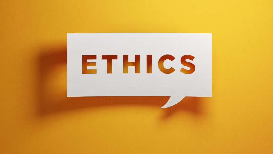 Professional Ethics Examples Definition