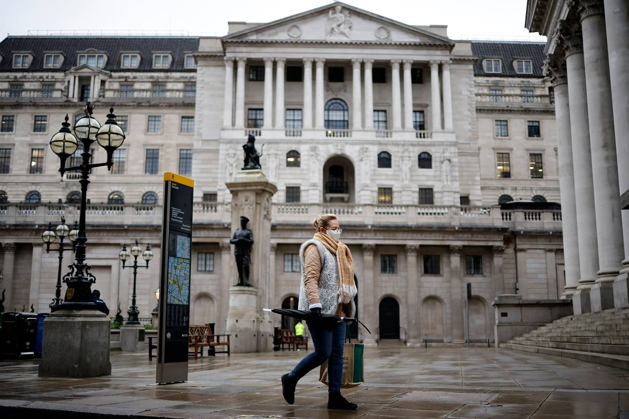 Bank of England's strong warning to those who invest in cryptocurrencies