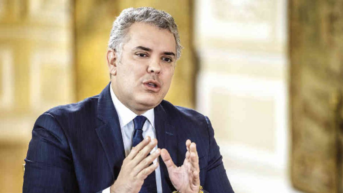 Duque announces a major military and police operation