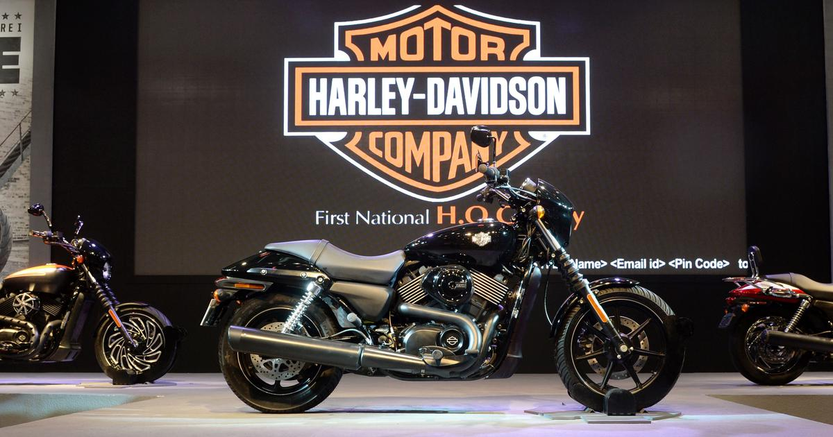 Harley-Davidson Launches Fully Electric Motorcycle