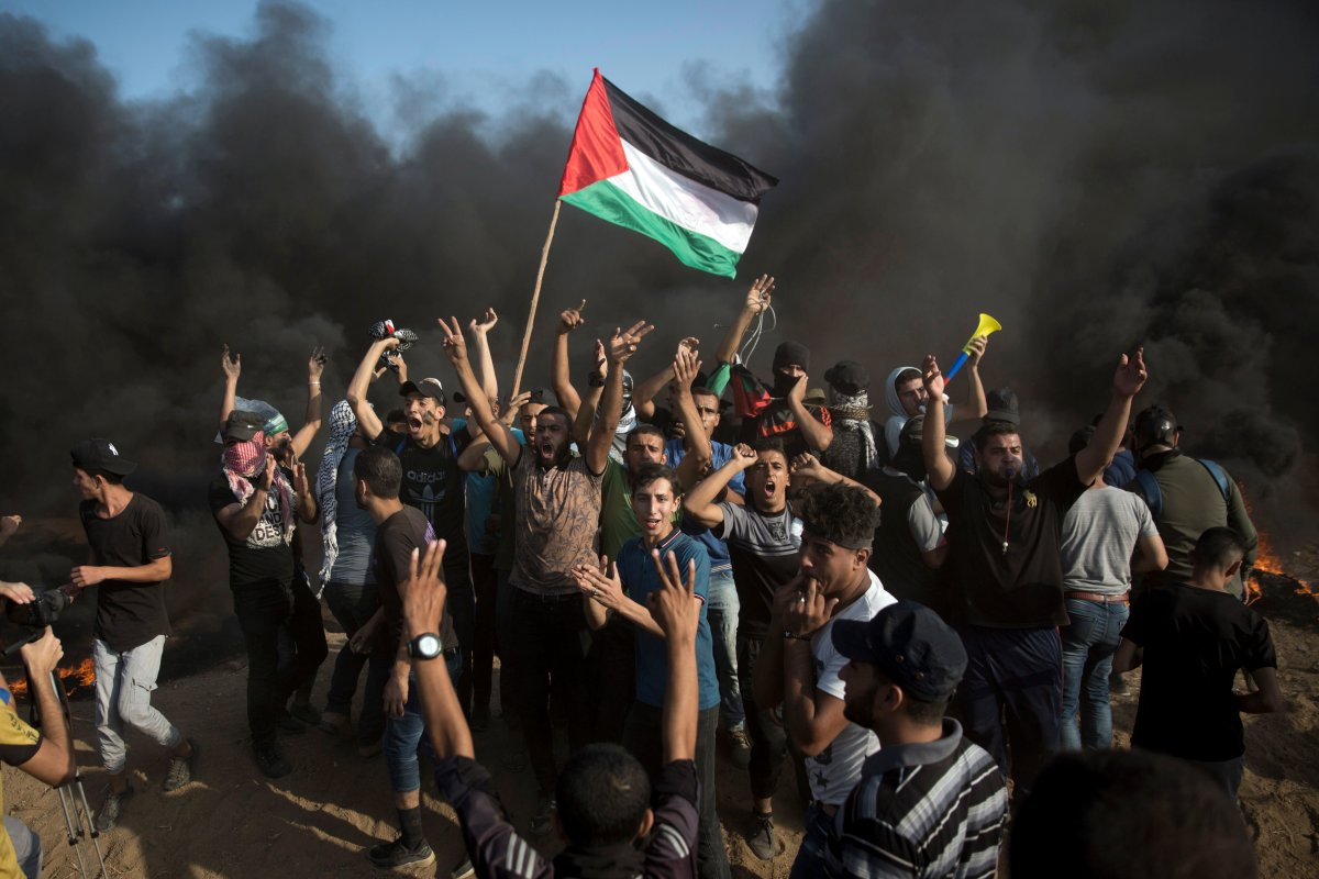 Israel and Hamas agree to ceasefire in Gaza Strip