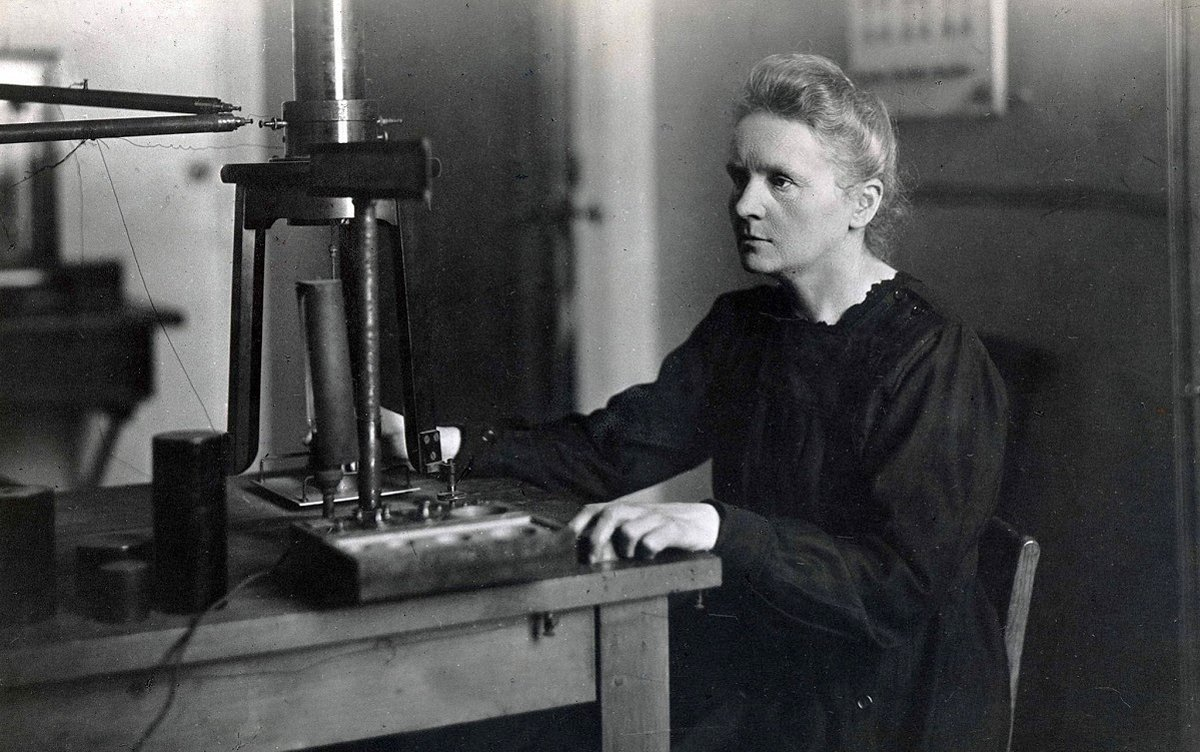 Marie Curie Mother Modern Physics