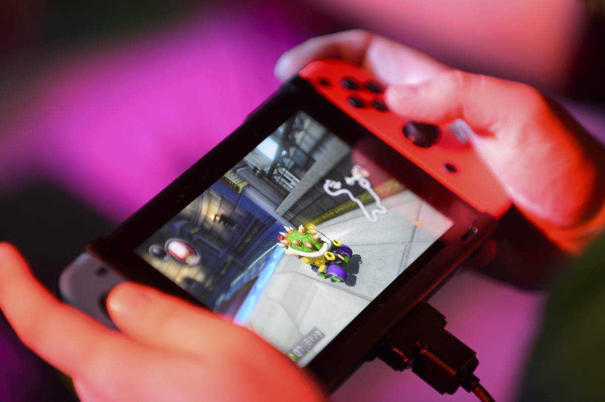 Nintendo Switch is already the ninth best-selling