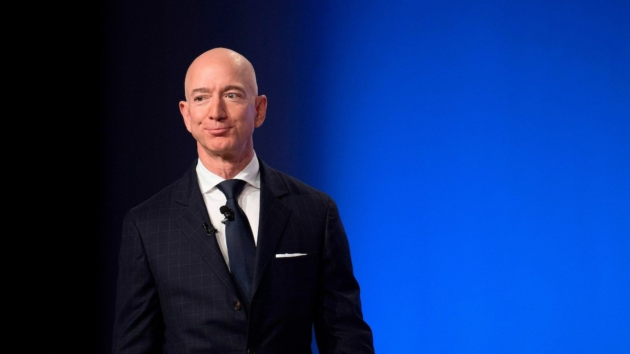 Jeff Bezos will go into space for 11 minutes