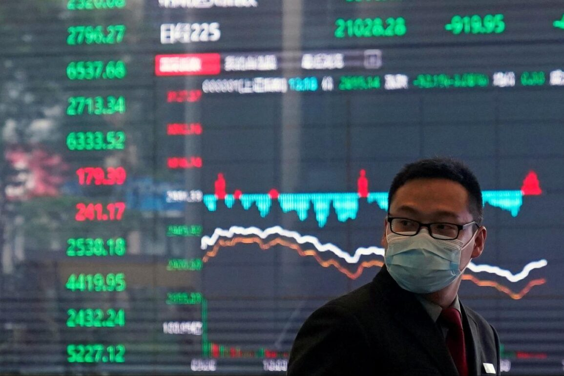 Markets fear the worst of the pandemic is not over yet
