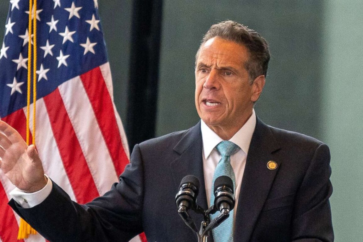 Andrew Cuomo denied allegations of sexual harassment