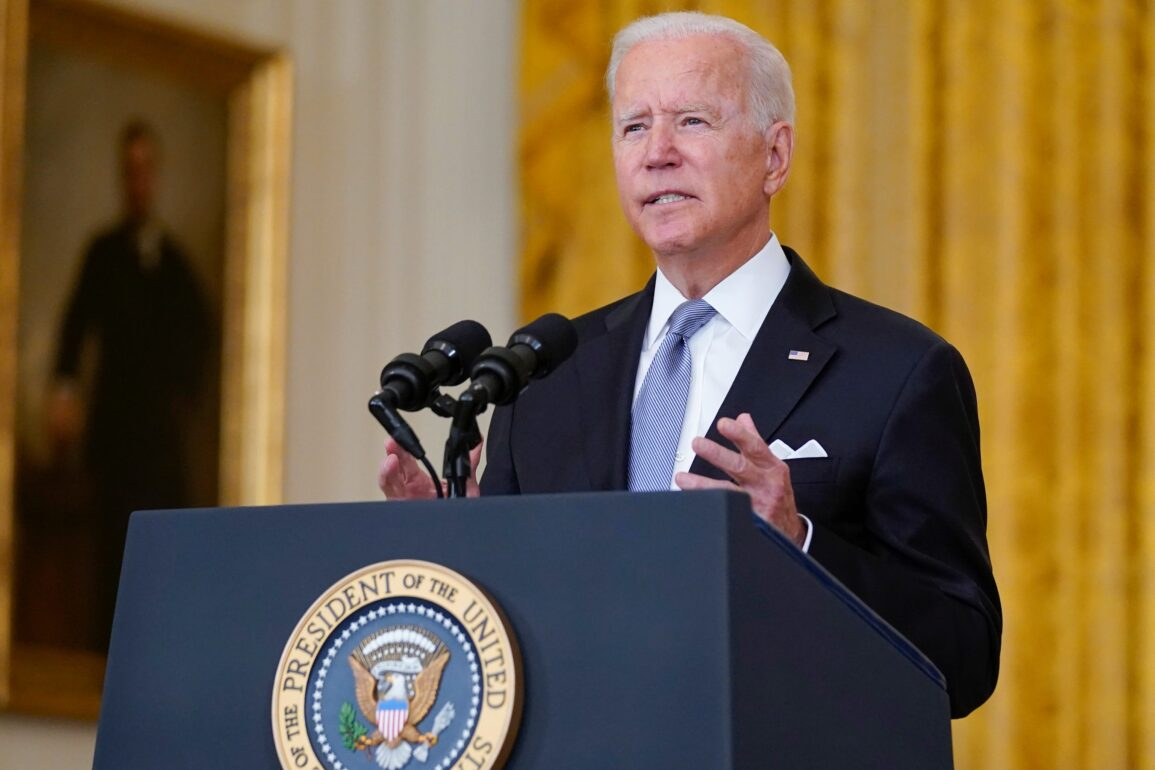 Biden Claims Nation Building Was Goal Afghanistan