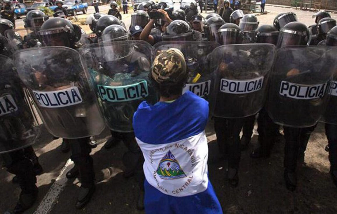 United States considers that the electoral process in Nicaragua lost all credibility