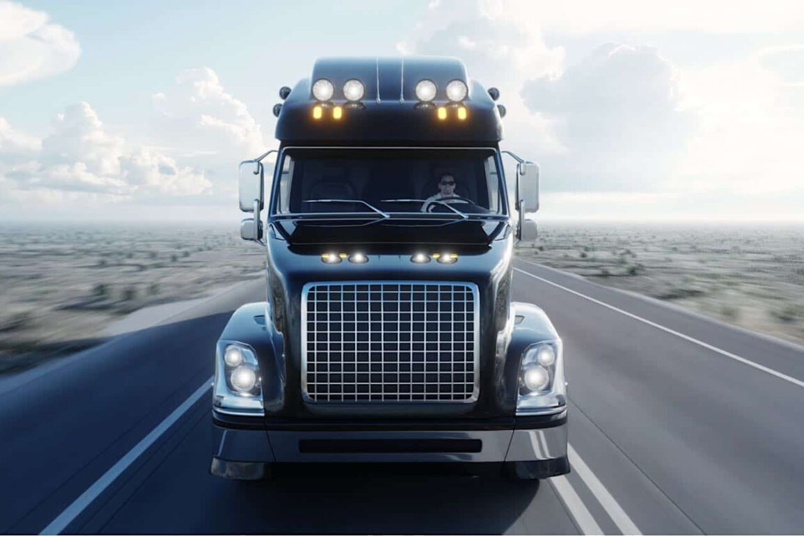 truckers in the US aggravates the inflationary crisis and forces to look for drivers abroad