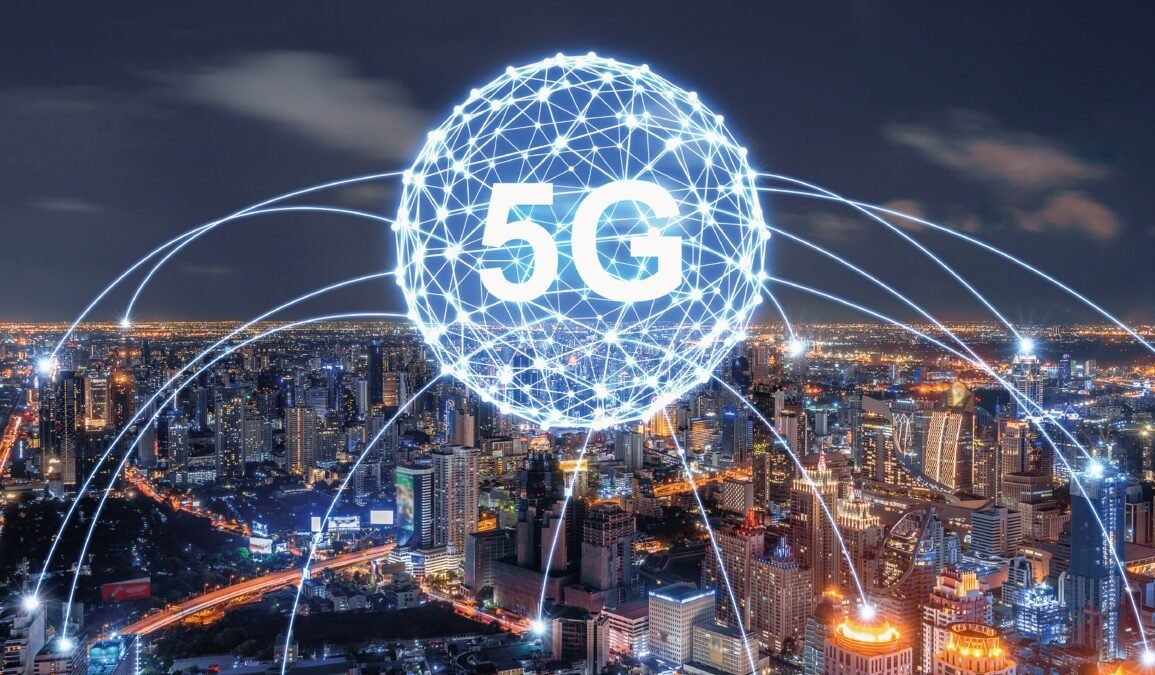 5G the technology of the cities in the future
