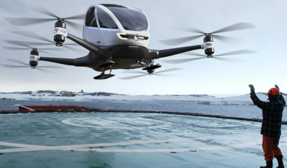 Flying Cars of Airbus