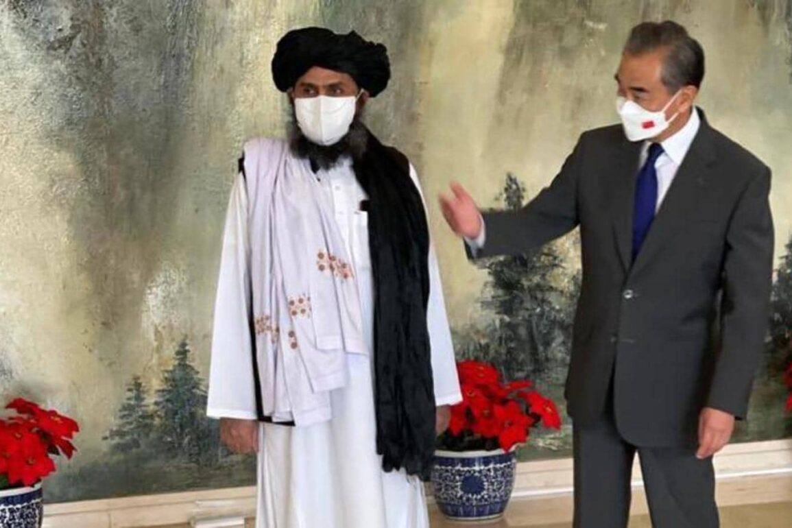 China to donate millions to Taliban in Afghanistan