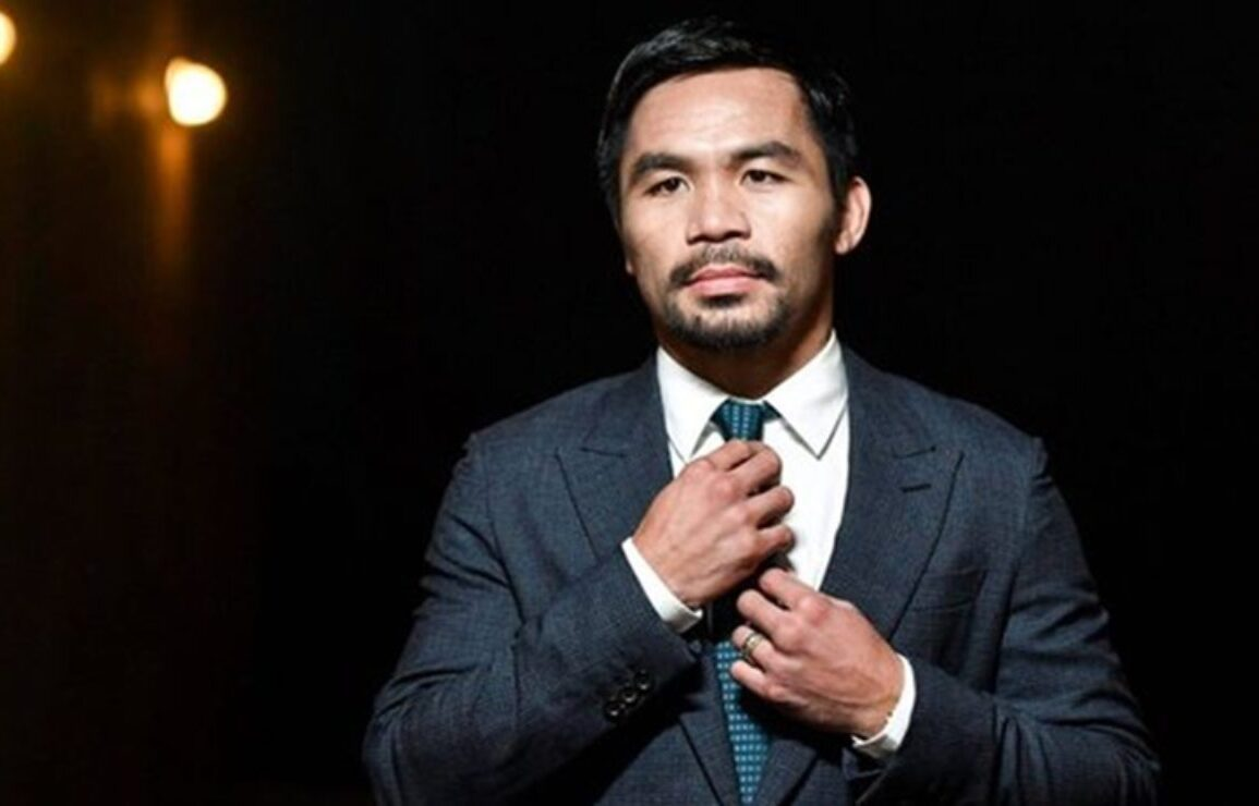 Manny Pacquiao candidacy for the presidency of the Philippines