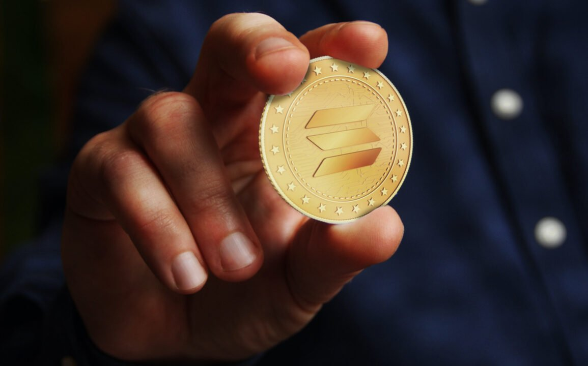 Solana Coin Cryptocurrency