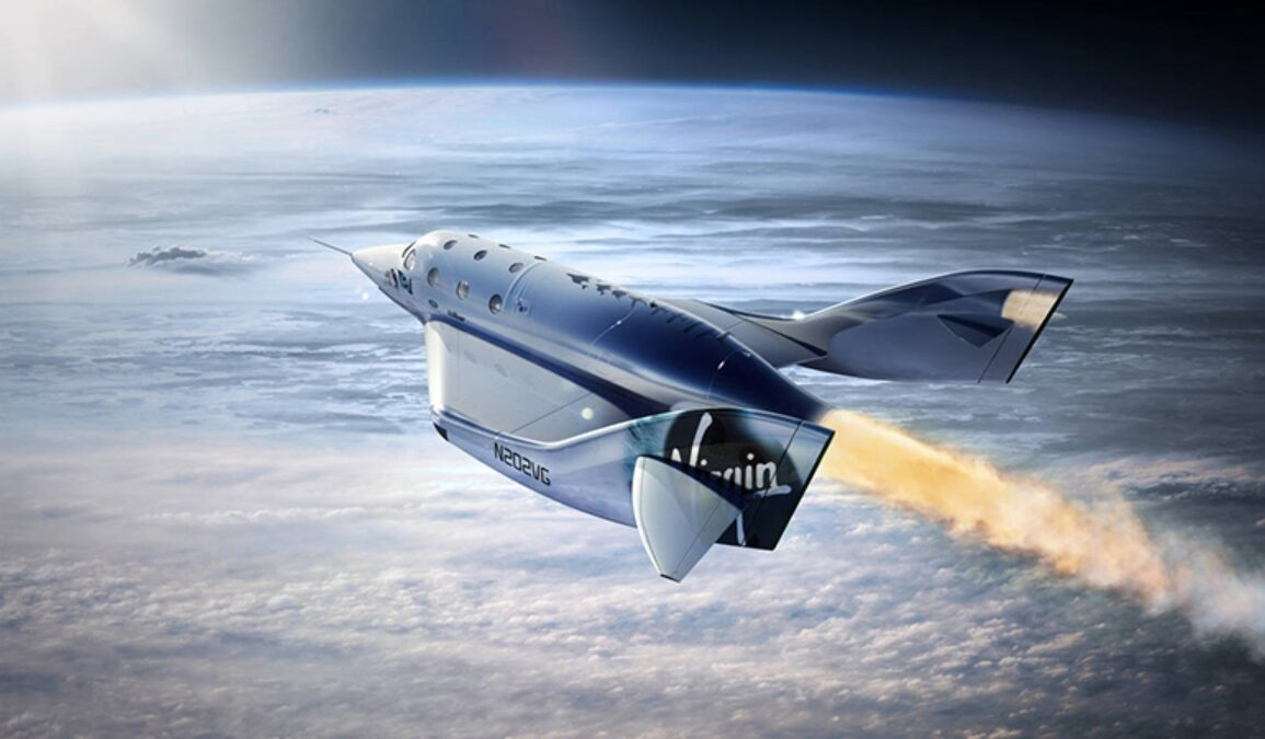 Virgin Galactic Trips to the Space