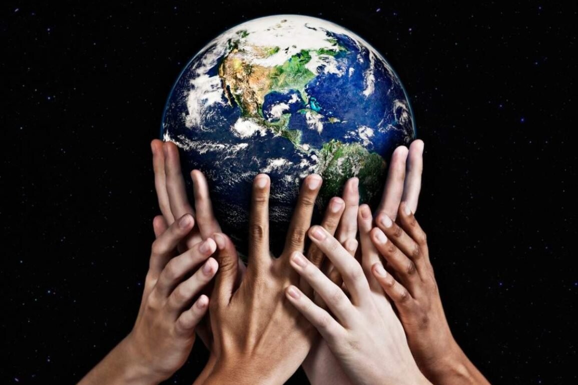 Earth Climate Change Life